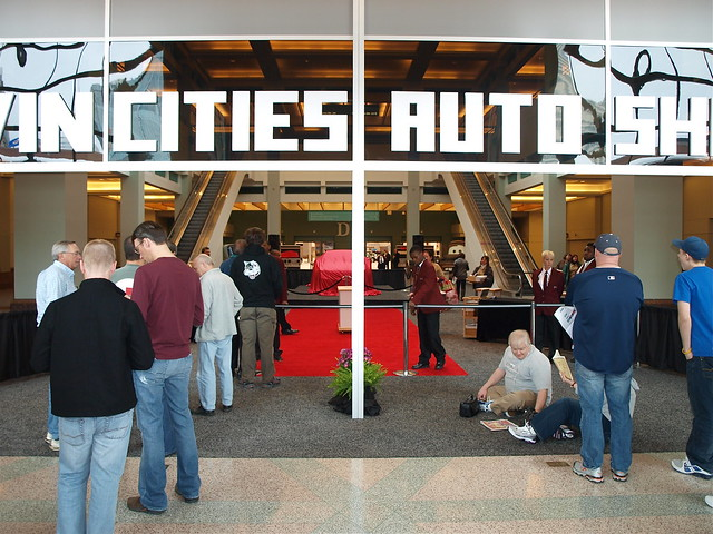 Welcome to the 2011 Twin Cities Auto Show