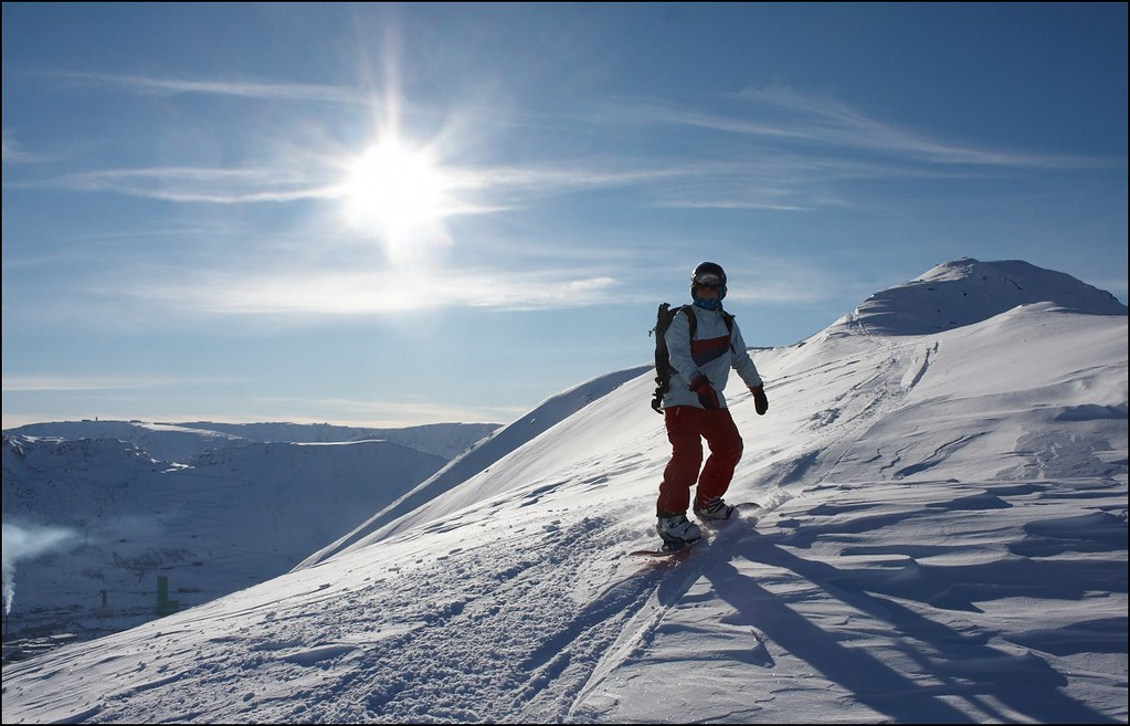 how to become a pro backcountry snowboarder