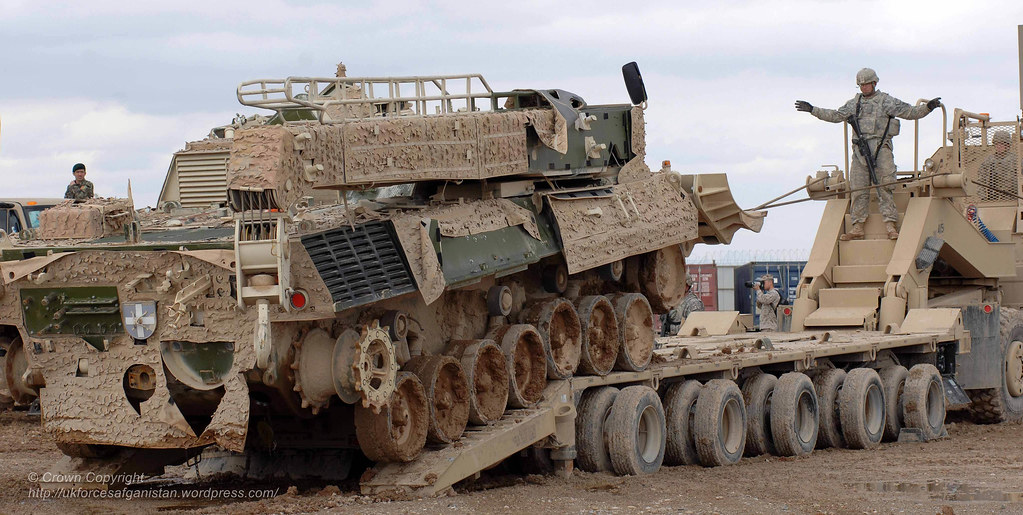 Camp Bastion Interoperability Exercise The Theatre