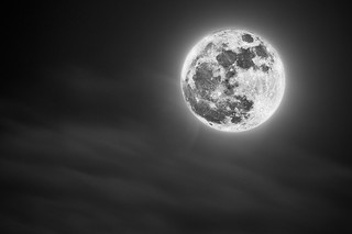 78/365 Supermoon? | by Cloud Age Photo