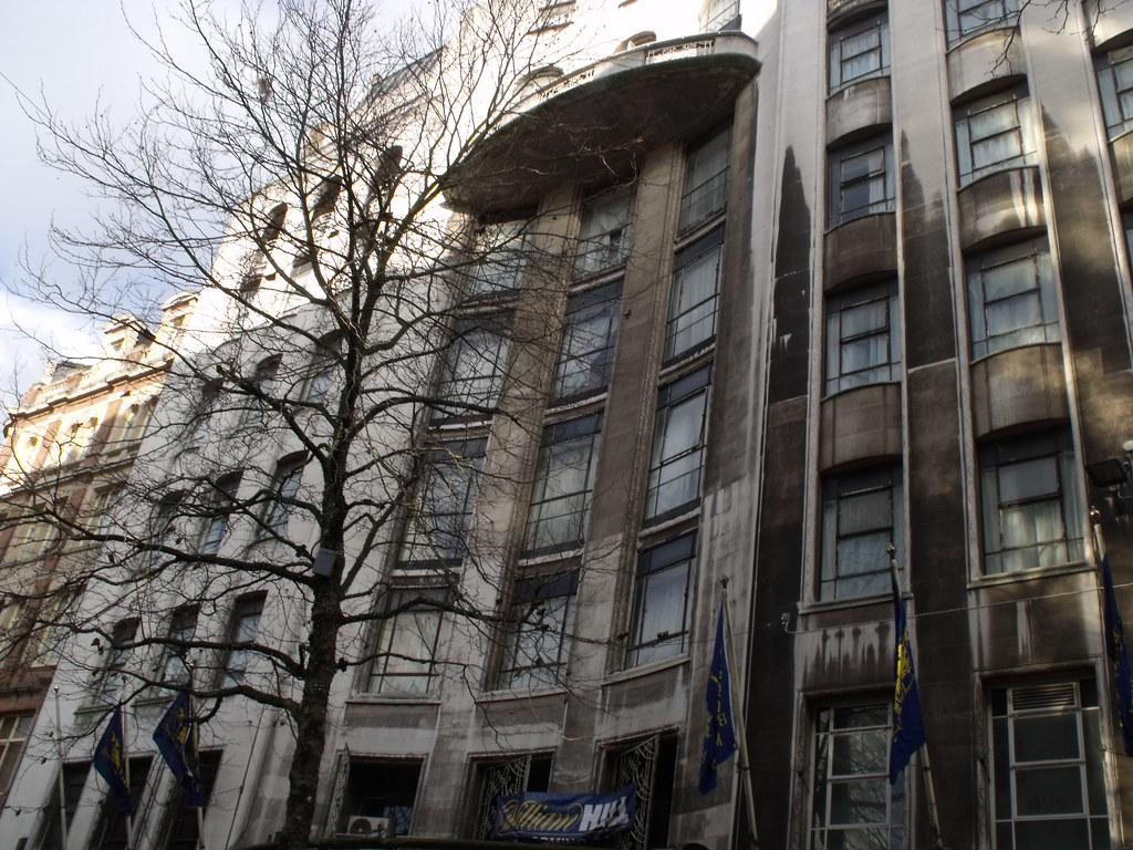 Britannia Hotel - New Street, Birmingham | Buildings at ...