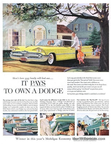 Dodge - 19590713 Life | by Jon Williamson