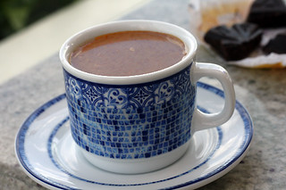 Mexican hot chocolate | by David Lebovitz