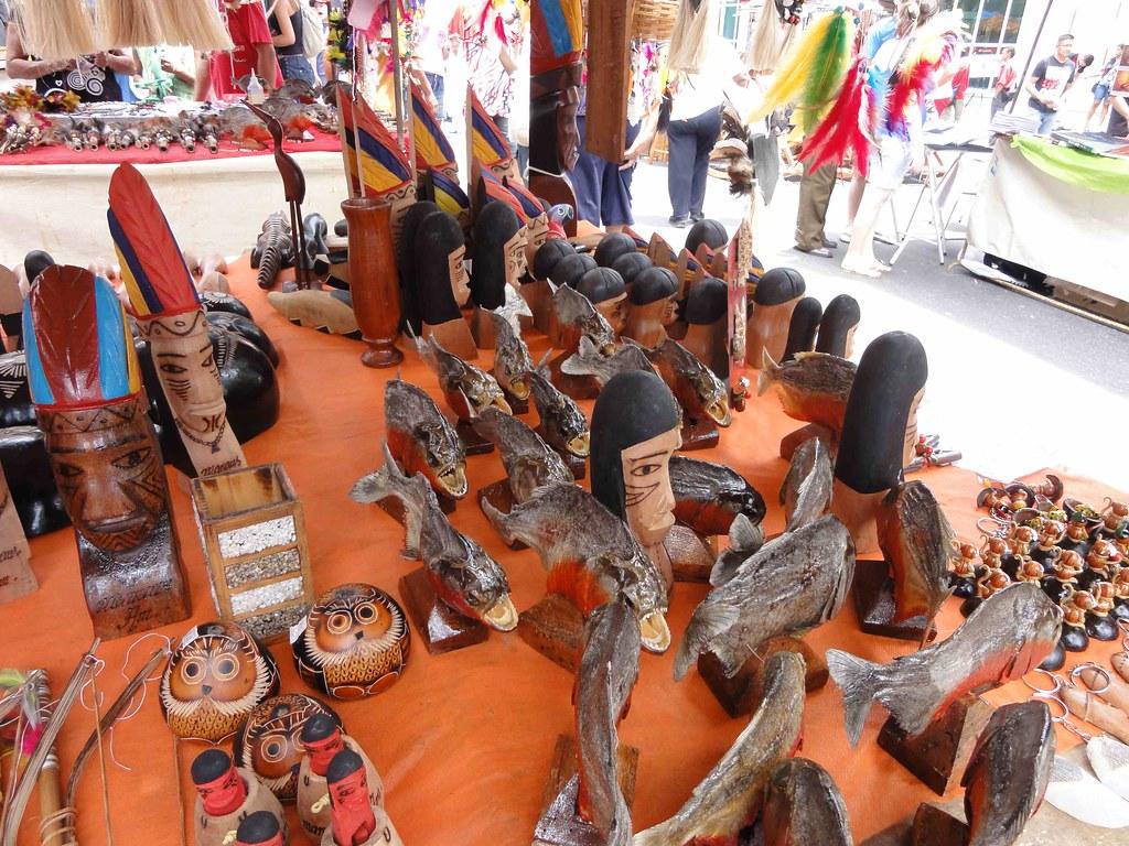 Aparador De Livros Westwing ~ Manaus AM Feira de Artesanato e Produtos do Amazonas Flickr