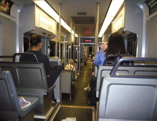 newark light rail car interior flickr photo sharing. Black Bedroom Furniture Sets. Home Design Ideas