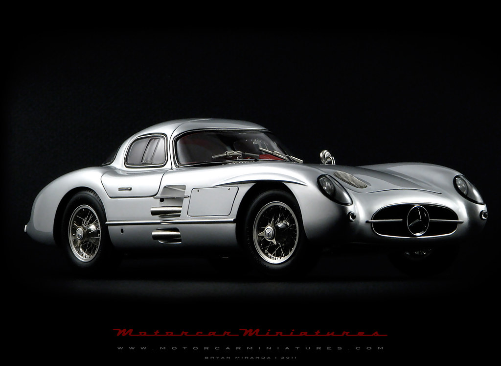 Mercedes Benz 300 Slr Uhlenhaut Gullwing Coupe Cmc