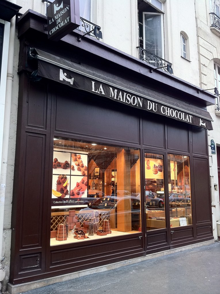 La maison du chocolat chocolatier frederic racape flickr for La maison du placard paris