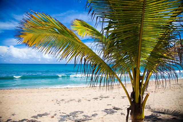 Condado Beach, San Juan, Puerto Rico