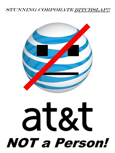 ATT is Not a Person! USSC Rules: Take THAT, bitchass corporations! | by Rippie: Contra Censura!
