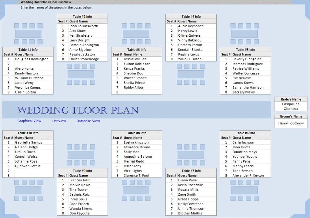 Wedding floor plan this wedding floor plan tool is ideal for Carpet planner tool
