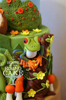 lil frog | by House of the Rising Cake (still Surly)