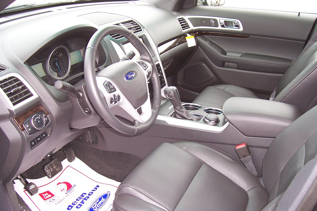 Dean Arbour Ford >> New 2011 Ford Explorer At Dean Arbour Ford Of Tawas Flickr
