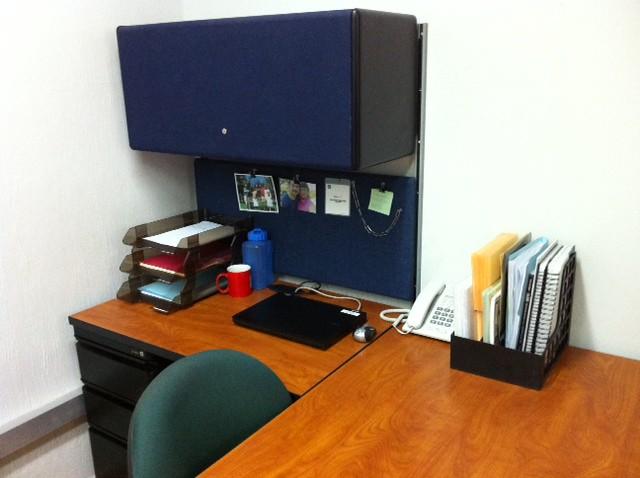 Escritorio de la oficina mi escritorio minimalista y gtd for Escritorios de oficina minimalista