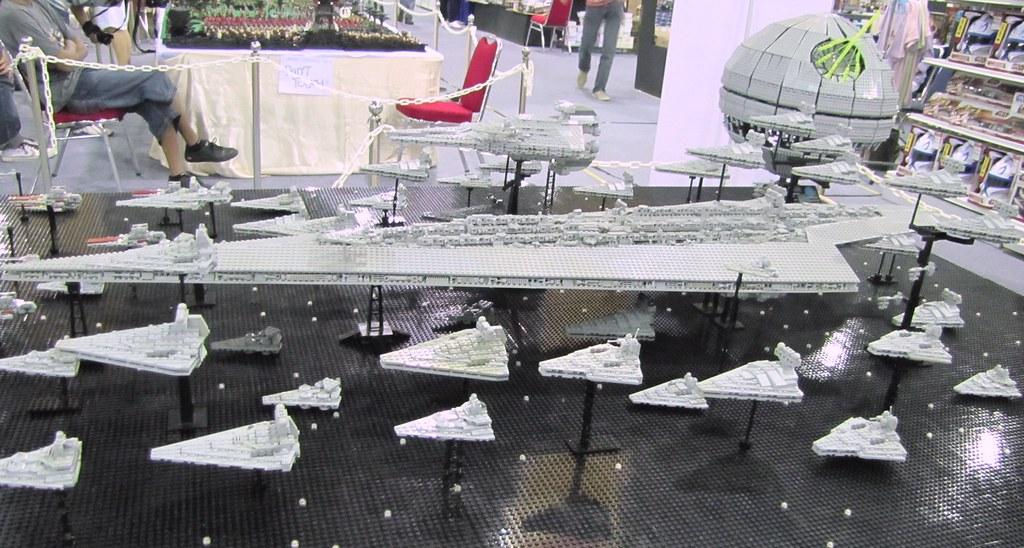 38 lego star wars imperial fleet 55 lego star wars - Croiseur star wars lego ...