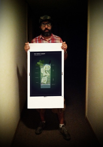 the perfect mojito 1st print | by Fabio Rex
