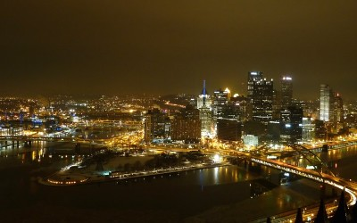 Pittsburgh, Pennsylvania USA - Golden Triangle | by Sir Francis Canker Photography ©