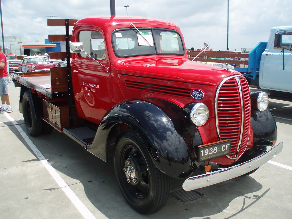 Ford Castle Hill >> 1938 Ford 85 V8 truck | 1938 Ford 85 V8 truck. Taken at the … | Flickr