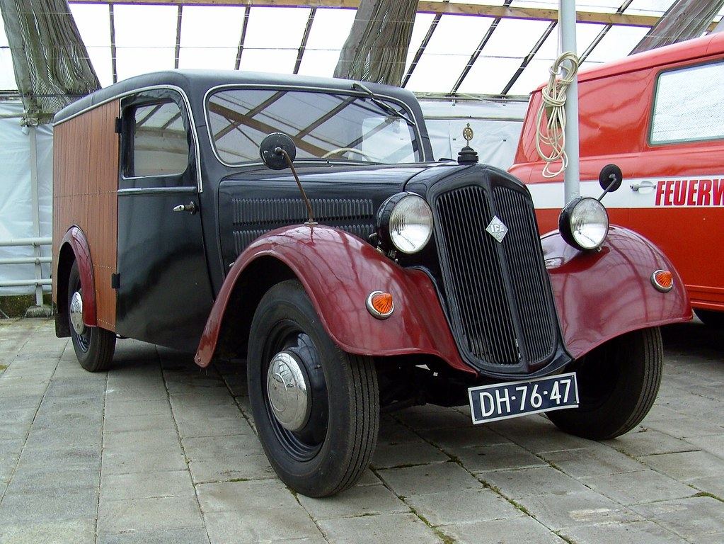 1951 ifa dkw f8 lieferwagen 1951 ifa f8 seen at the. Black Bedroom Furniture Sets. Home Design Ideas
