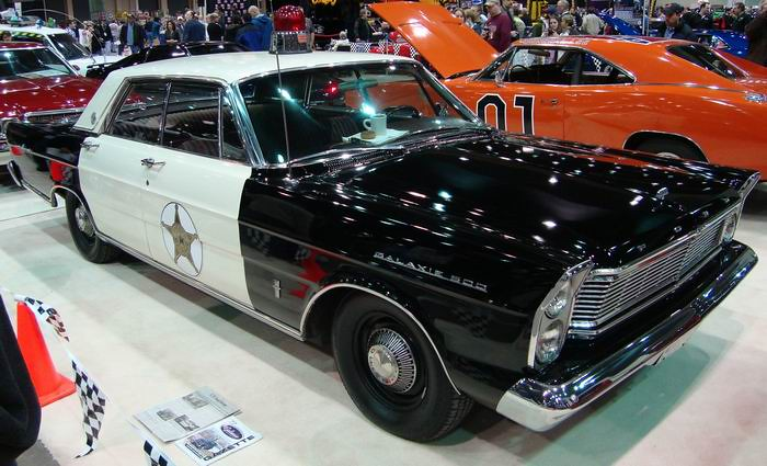 All Car Company >> Andy Griffith's Mayberry Police Squad Car at the Detroit A… | Flickr