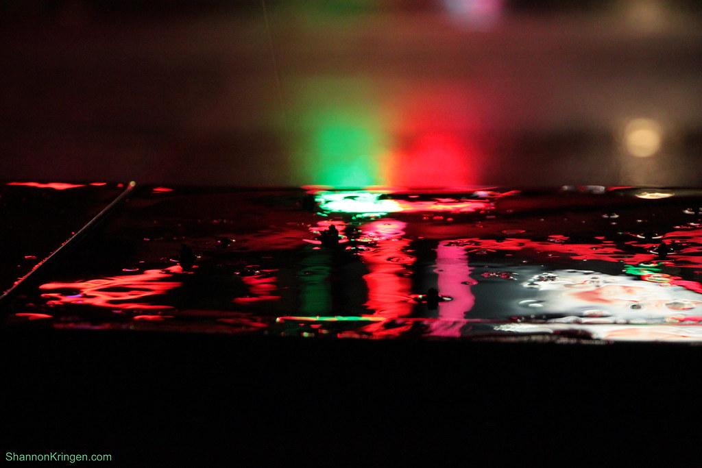Neon Rain Paint Title Neon Rain Paint Medium Digital Pho Flickr