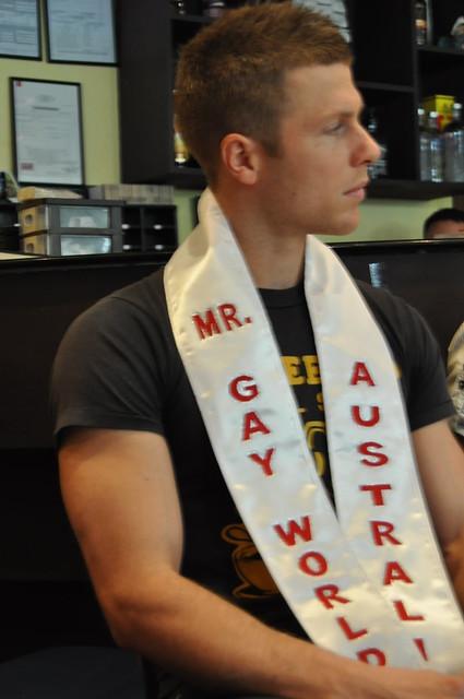Mr Gay Australia 79