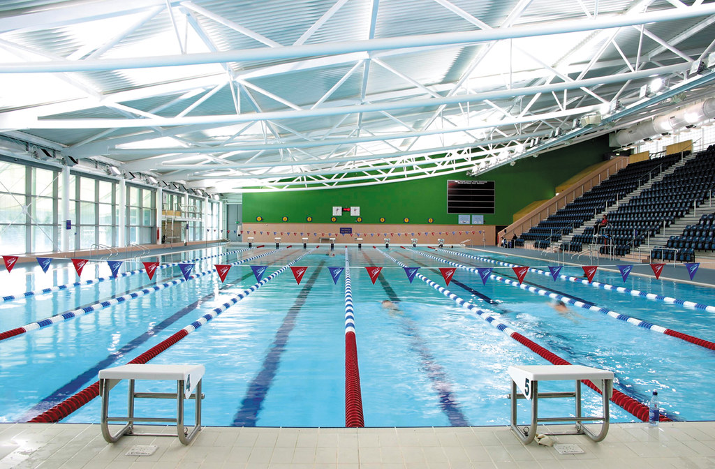 Olympic Pool Swansea University Has A New State Of The Art Flickr