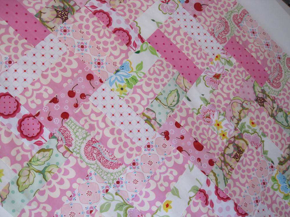 Patchwork quilt tutorial perfect for beginners this is - Como hacer pachwork ...
