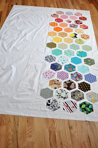 Quilts for Japan ~ The top | by ~Me1issa