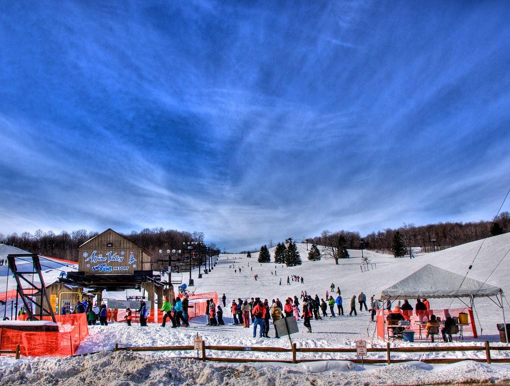 Alpine Valley Ski Area | Fowler's Mill, Ohio | Don Iannone ...