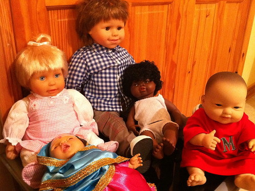 Multicultural Dolls | by Sean MacEntee