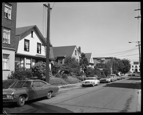Boylston Avenue, 1968 | by Seattle Municipal Archives