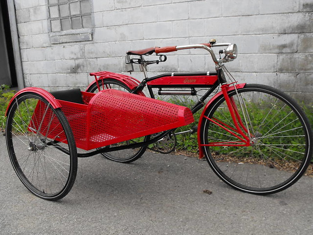 bicycle with sidecar! | Flickr - Photo Sharing!