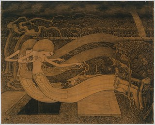 Jan Toorop, O Grave, Where Is Thy Victory | by 50 Watts