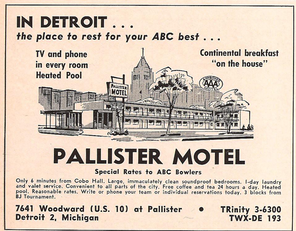 Motel  Detroit East Warren Warren Mi