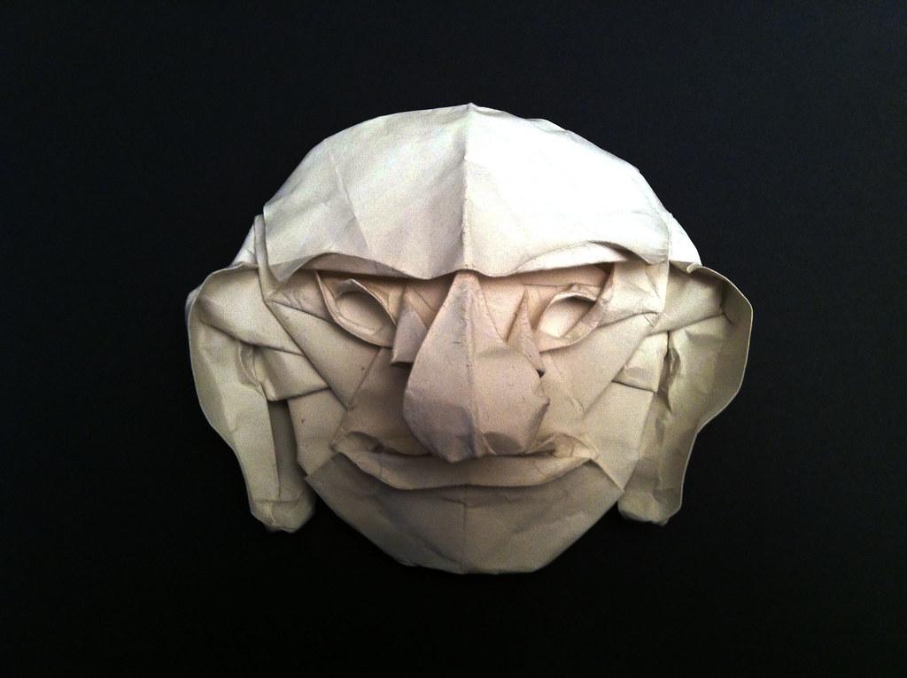origami chidou mask origami chidou mask from tomoko fuse