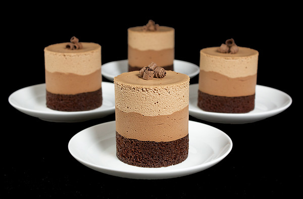 Milk Chocolate Mousse Filling Recipe