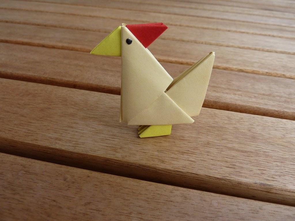 tangrami chicken sarah flickr. Black Bedroom Furniture Sets. Home Design Ideas