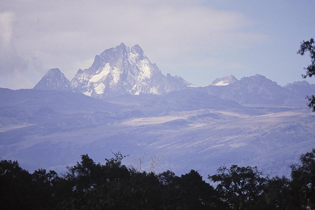 For Sale Sign >> Mount Kenya | View from Mount Kenya Mountain lodge. | Frédéric SALEIN | Flickr