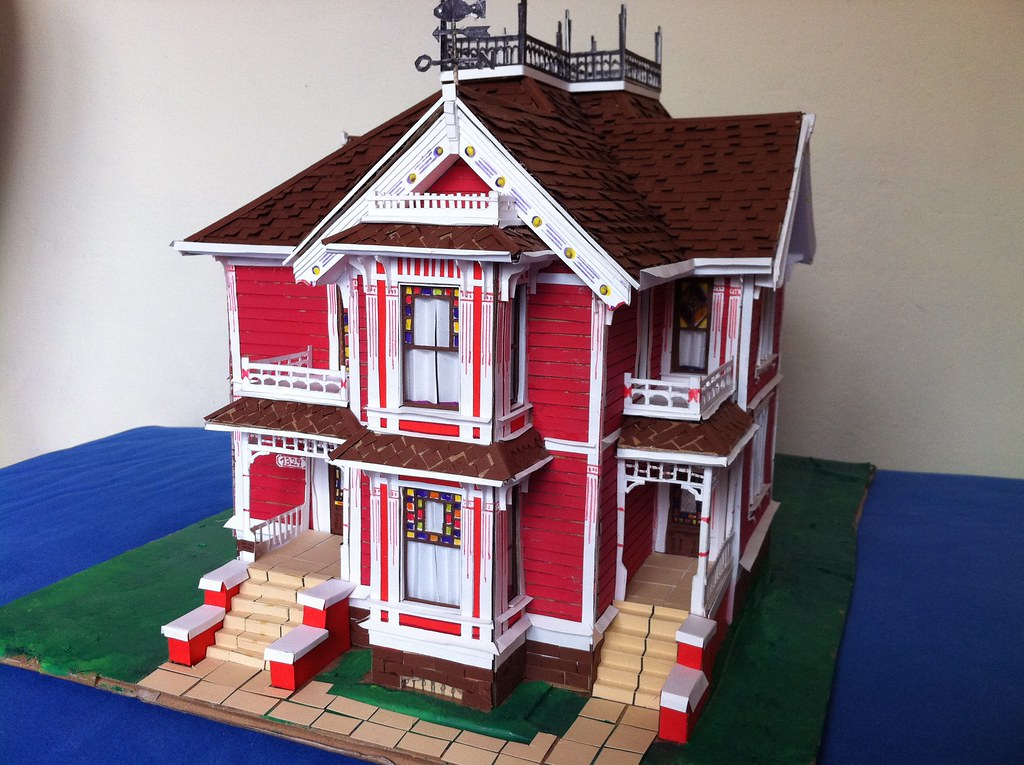 charmed dollhouse | Made by Hubert Lengdorfer My fanpage ...