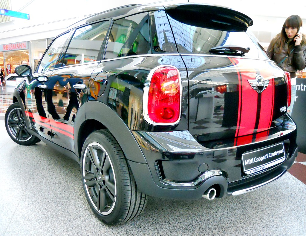 mini cooper s 4x4 countryman thomas t flickr. Black Bedroom Furniture Sets. Home Design Ideas