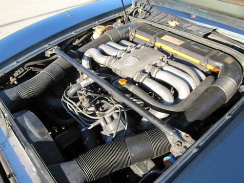 1978 Porsche 928 Engine Carandclassic Co Uk Flickr
