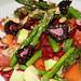 Chopped Salad with Blackberry Vinaigrette
