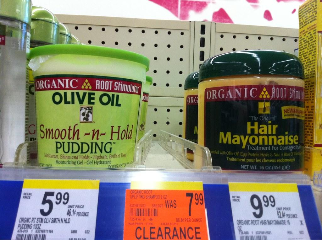 Hair Mayonnaise For Natural Hair
