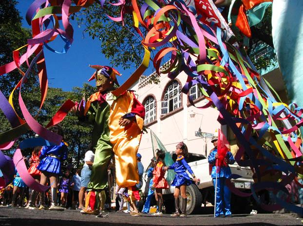 Desfile Carnaval Mazat...