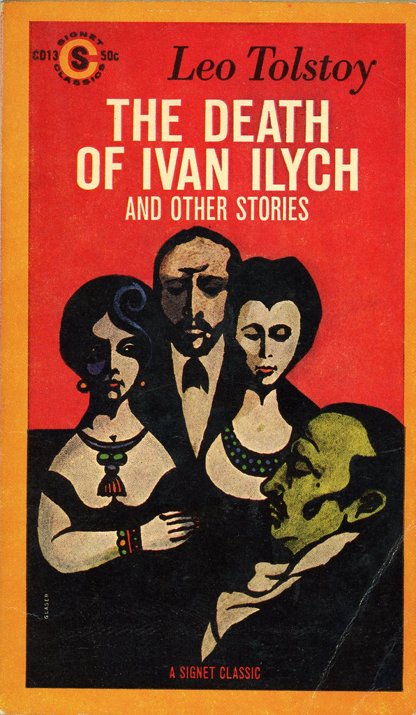 an analysis of morality in the death of ivan ilyich a novella by leo tolstoy