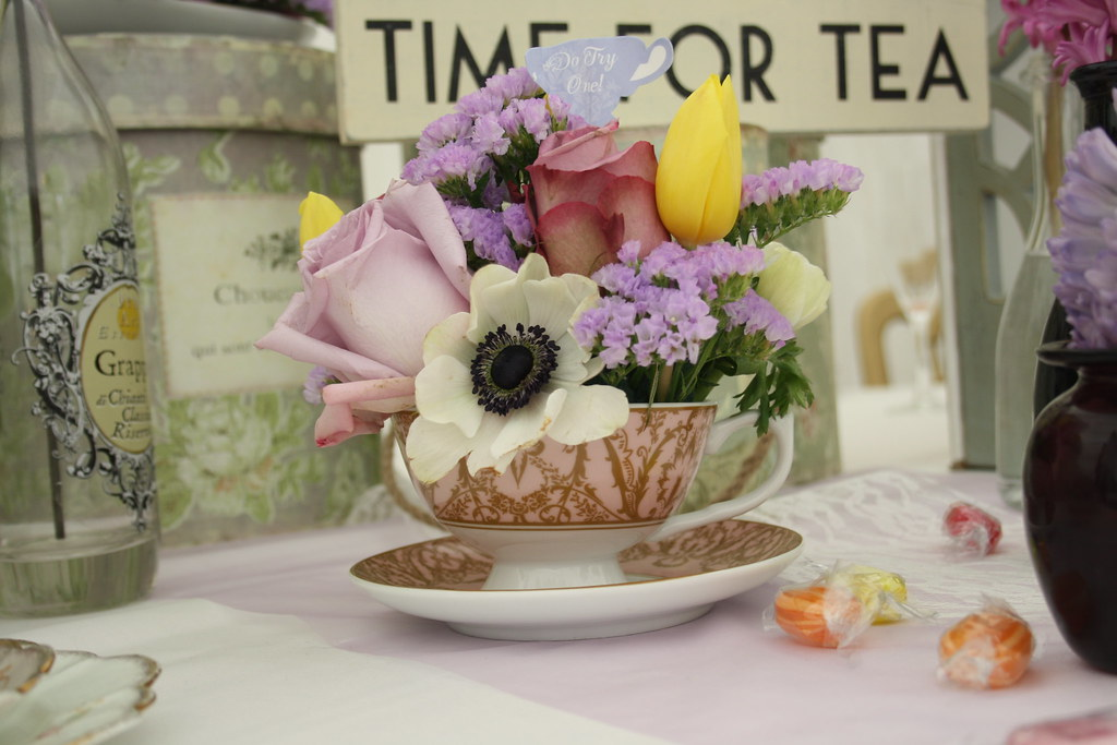 Wedding Decor Tea Bags