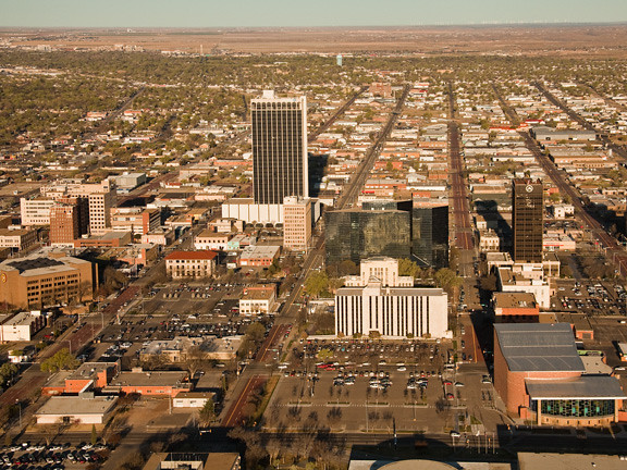 Amarillo 1 Aerial Of Downtown Amarillo Tx Comments