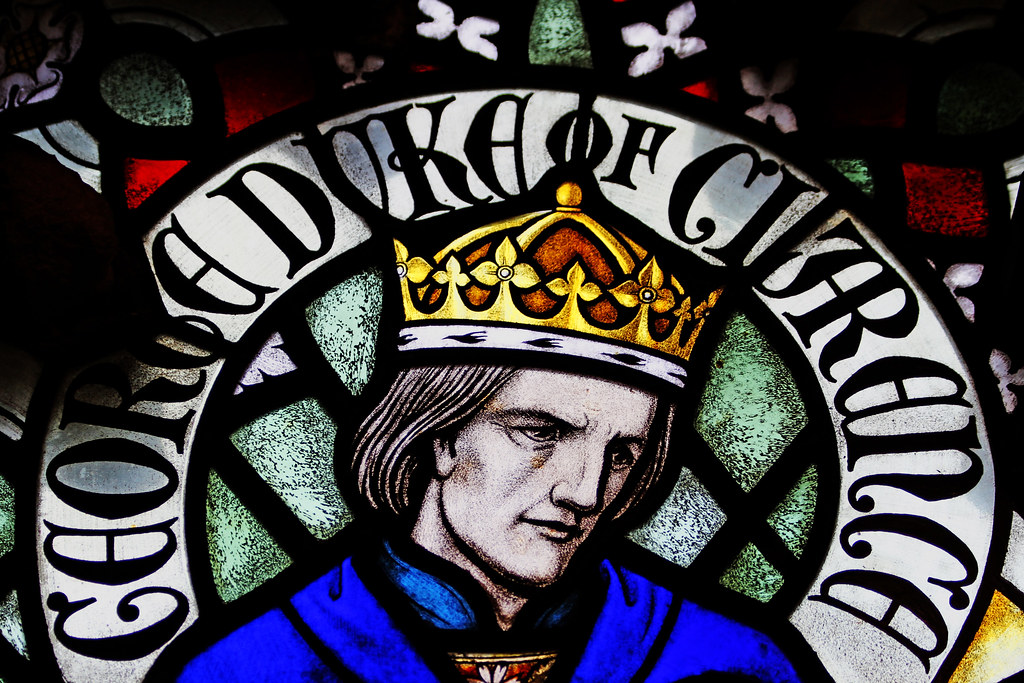 George Duke Of Clarence Cardiff Castle Cardiff