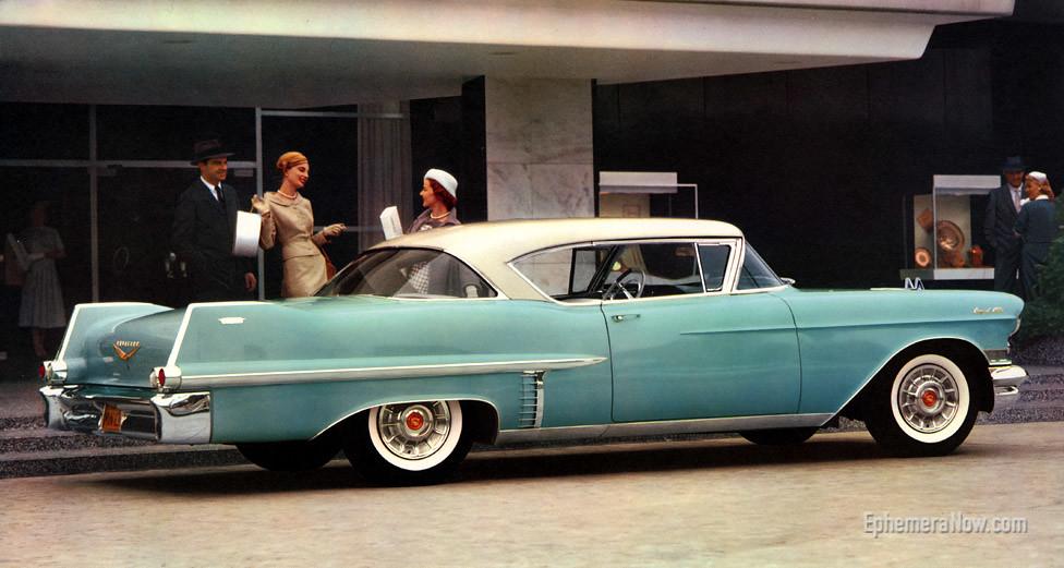1957 Cadillac Coupe Deville Railroad Jack Flickr