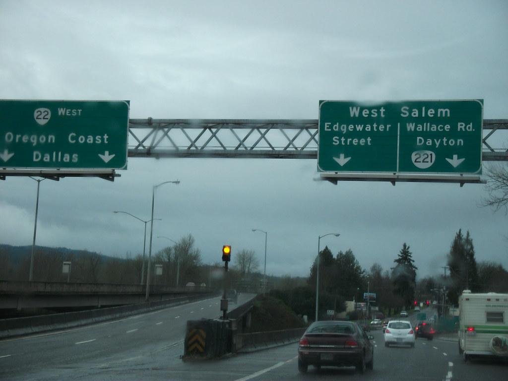 Oregon State Highway 22 Oregon State Highway 22 Flickr
